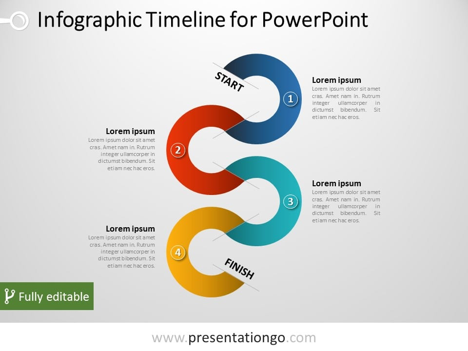Vertical timeline infographic for powerpoint toneelgroepblik Gallery