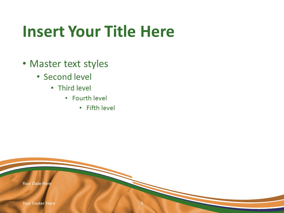 india flag powerpoint template - presentationgo, Modern powerpoint