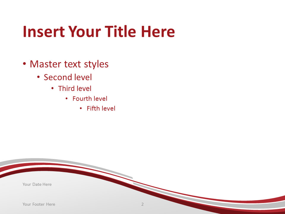 Free PowerPoint template with flag of the Japan background. Title and Content slide.