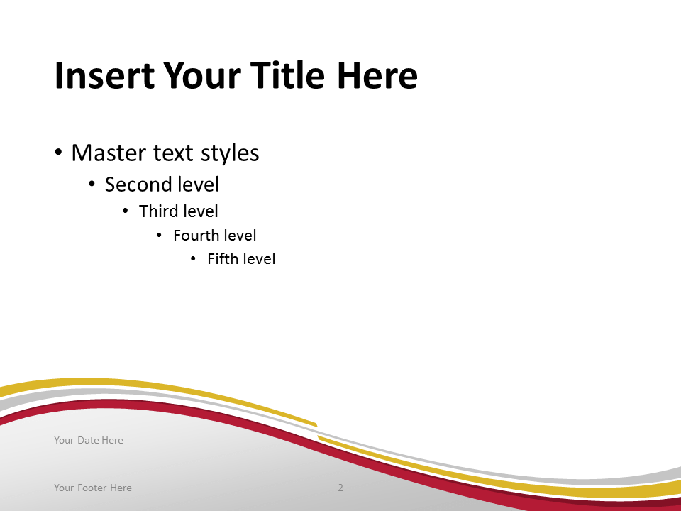 Free PowerPoint template with flag of Egypt background. Title and Content slide.
