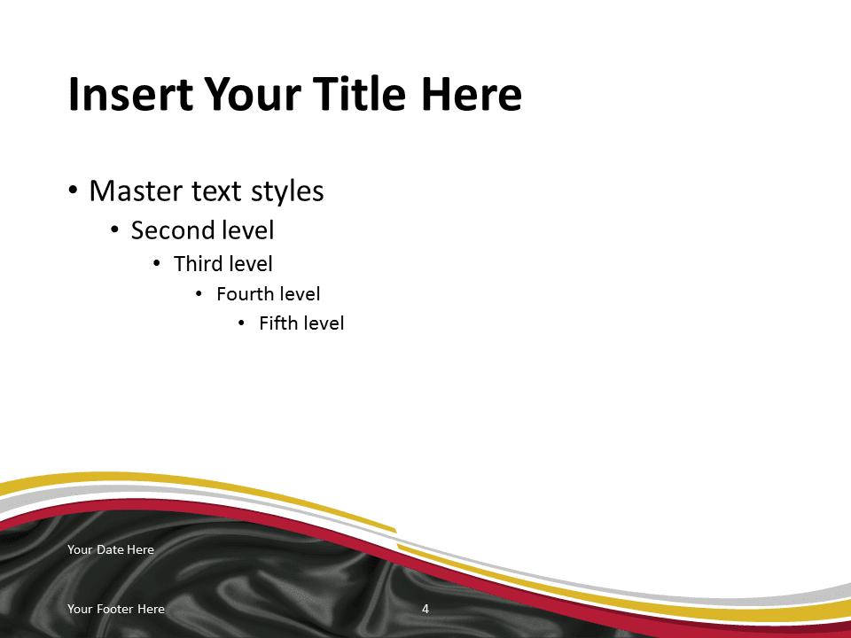 egypt flag powerpoint template presentationgocom