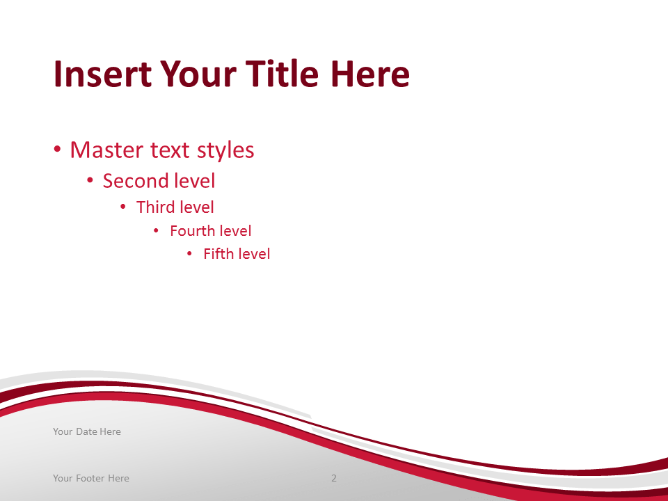 Free PowerPoint template with flag of Turkey background. Title and Content slide.