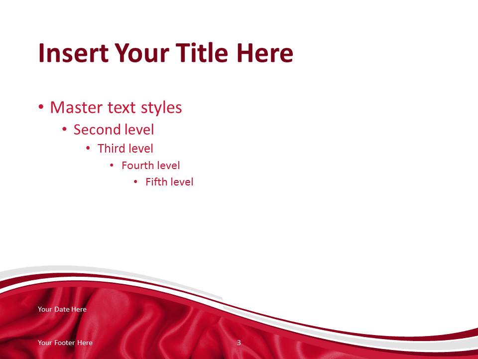 Turkey Flag PowerPoint Template - PresentationGO.com