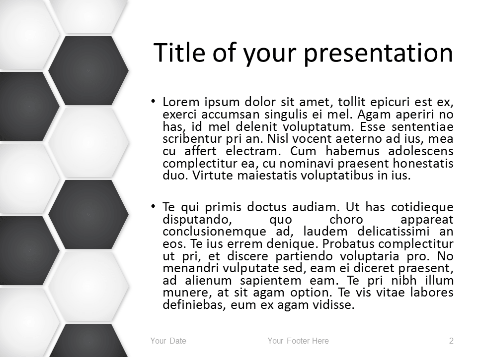 Football Soccer Ball Powerpoint Template