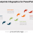 Free Footprints Infographics for PowerPoint